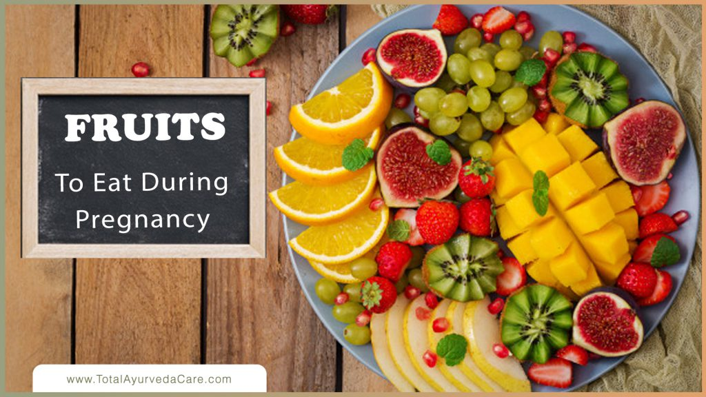 healthy Fruits for pregnancy